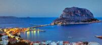 تصاویر شهرکی تاریخی و زیبا در دل صخره