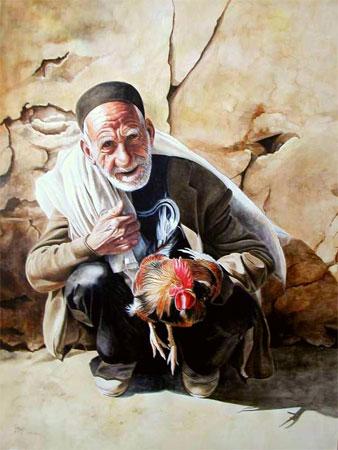 داستان شیوانا و پیرمرد زحمت کش