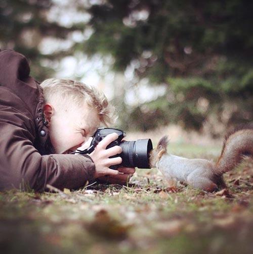 عکس های جالب و دیدنی حیوانات از نگاه یک عکاس