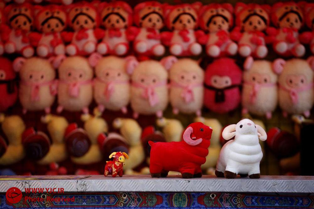 آغاز سال نو چینی ها + عکس