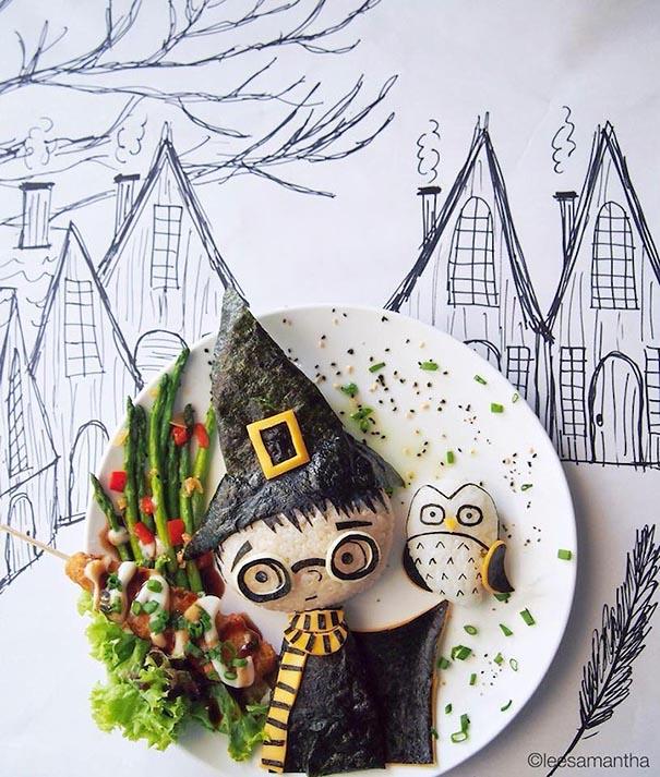 غذاهای فانتزی برای باز شدن اشتهای کودک
