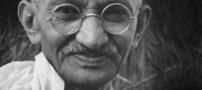 عکس دیدنی از تمام دارایی گاندی پس از مرگ