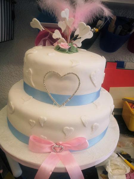 کیک های مجلل و بسیار زیبای عروسی
