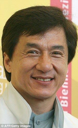 آزاد شدن پسر جکی چان از زندان (عکس)
