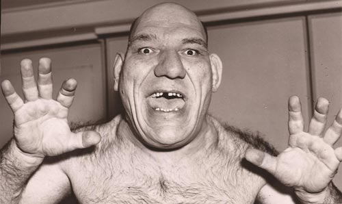 تصاویر عجیب ترین انسان های تاریخ بشریت
