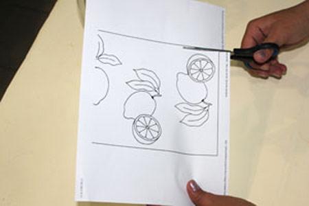 آموزش قدم به قدم هنر ویترای روی ظروف
