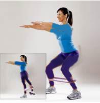 ورزش هایی برای کوچک کردن ران و باسن