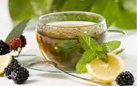 چای سبز و آبلیمو بخترین روش برای لاغری