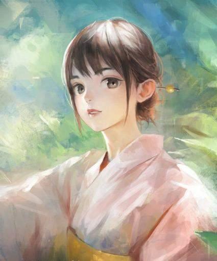 نقاشی های فوق العاده زیبا و فانتزی هنرمند ژاپنی