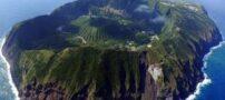 تصاویر یک کوه آتشفشان شگفت انگیز
