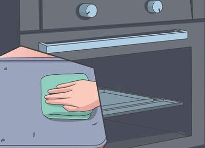 آموزش تمیز و مرتب کردن آشپزخانه