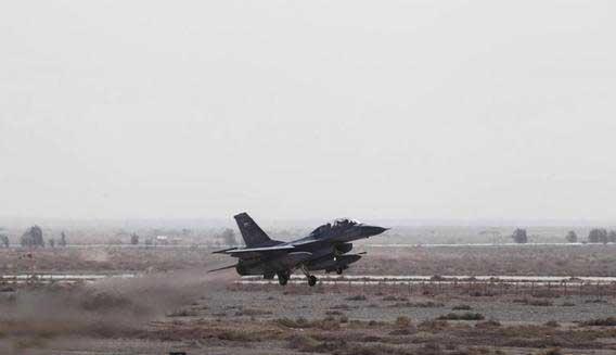 انتقام اردن از داعش بخاطر خلبانی که آتش زدن !+ عکس