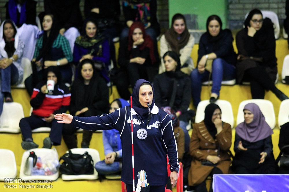 عکس هایی از قهرمانی زنان والیبالیست