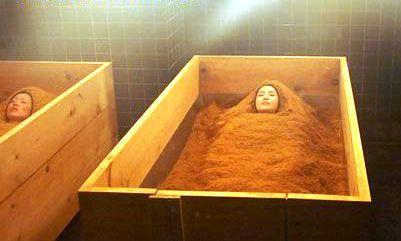 حمامی عجیب برای جلوگیری از پیری (+عکس)