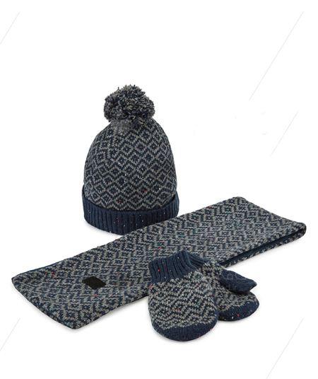 مدل های شیک ست کلاه ، شال گردن و دستکش