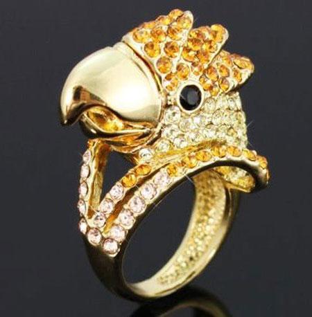 مدل انگشترهای جواهر 2015