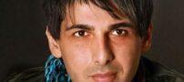 تیپ جالب حمید گودرزی در جشنواره فیلم فجر