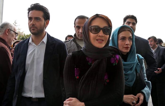 عکس های بازیگران ایرانی در جشنواره فیلم دهه فجر 93