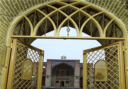 معرفی مسجد عمادالدوله در کرمانشاه (+تصاویر)
