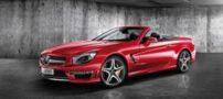 معرفی و عکس های خودروی بنز SL + عکس