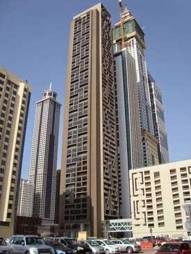 بزرگترین مارپیچ جهان در دوبی
