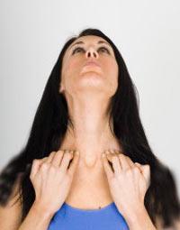 آموزش تصویری یوگای صورت