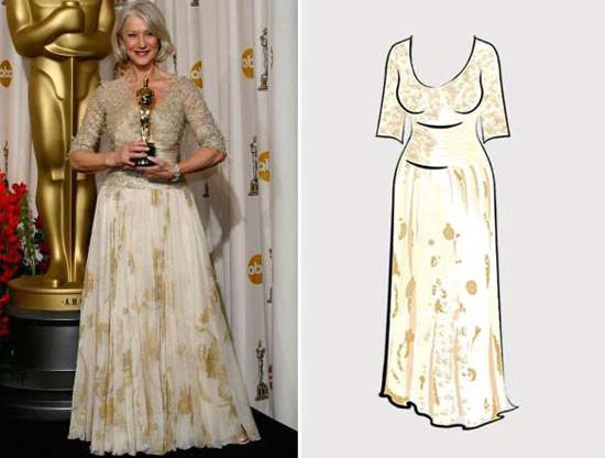 لباس های برنده جایزه اسکار از سال  90 سال پیش تا کنون