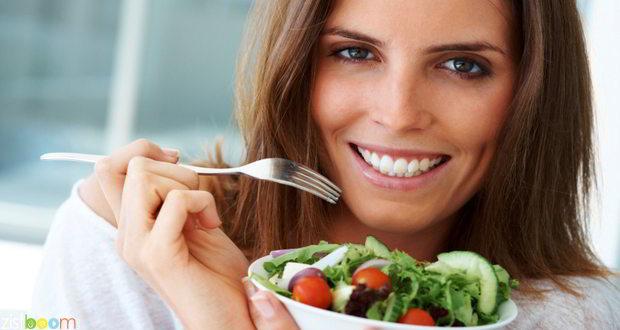 تغذیه های مفید برای سلامتی خانم ها