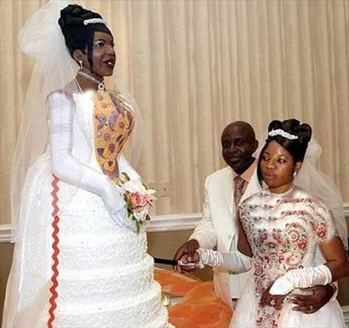 عکس عروس زشت ایرانی