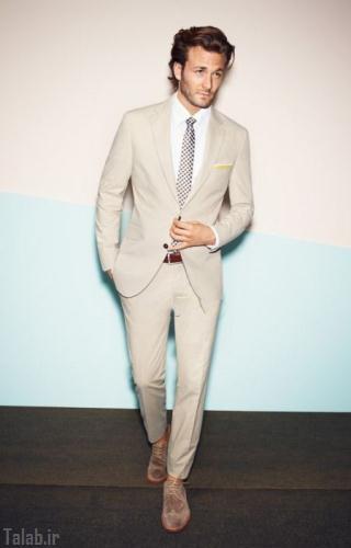 مدل های جدید و شیک کت و شلوار مردانه