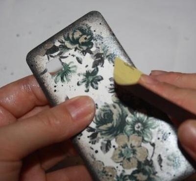 نوسازی و تزئین قاب موبایل و تبلت