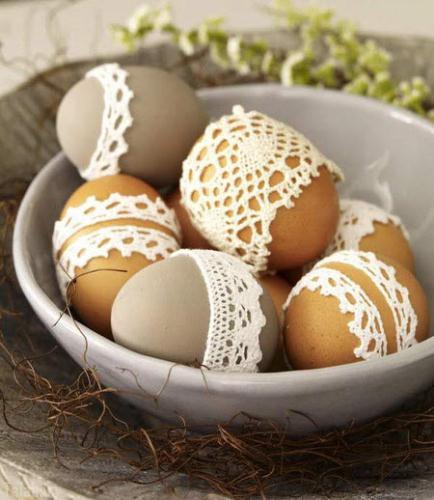 مدل تزئینات زیبای تخم مرغ هفت سین 94