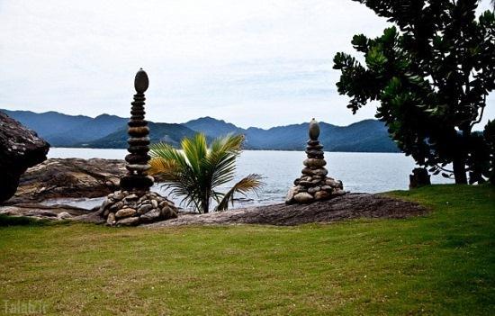 زندگی رویایی مرد در جزیره بدون هیچ مشغله فکری
