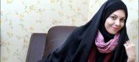 آذین نامداری تنها خواهر آزاده نامداری + عکس