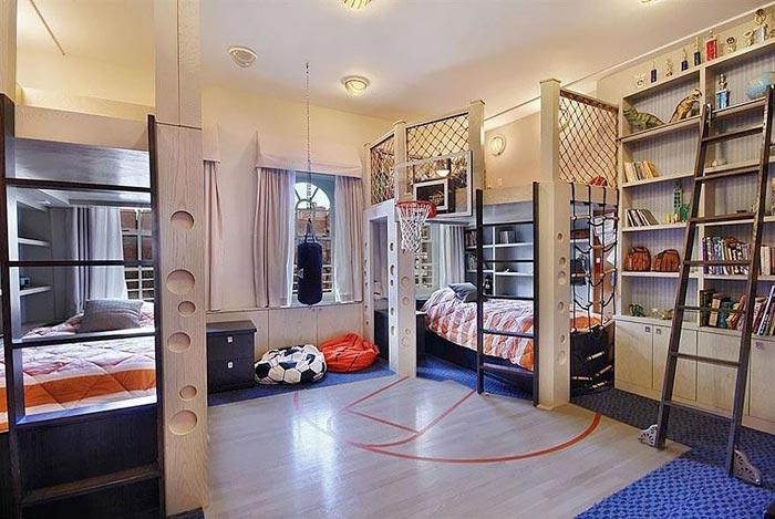 به اینا میگن اتاق خواب کودک ( تصویری)