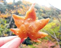 یک غذای عجیب که در ژاپن سرو می شود