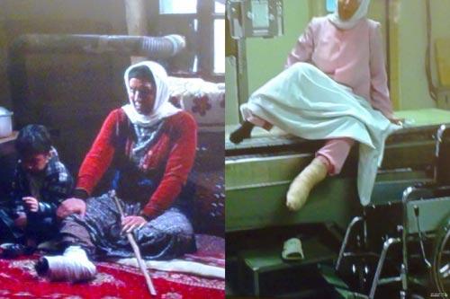 سوتی عجیب در سریال گذر از رنج ها + عکس