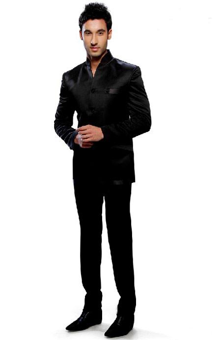 کت و شلوار زیبای مردانه طرح و رنگ سال