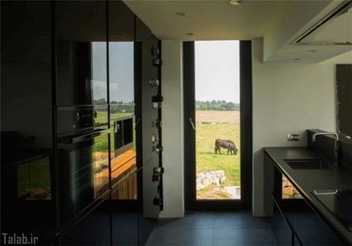 ایده جالب برای ساخت یک خانه مدرن با کانتینرها
