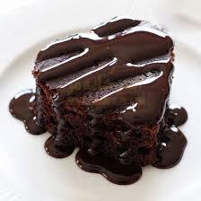طرز تهیه سس شکلات مخصوص کیک