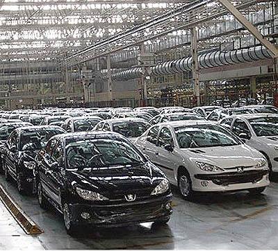 قیمت خودروهای داخلی در بازار آزاد 19 بهمن 93 (+جدول)