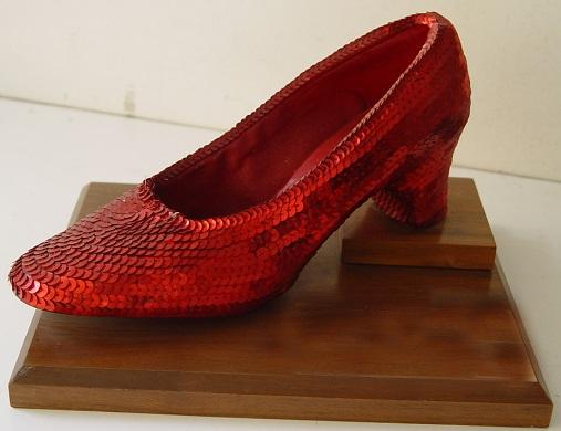 تصاویر کفش اصلی سیندرلا در ایران