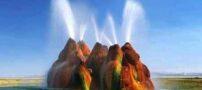 عجیب ترین آب گرم دنیا در آمریکا !+ تصاویر