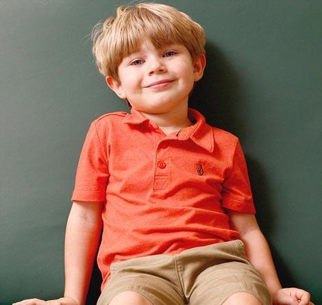تصاویر پیشگوی 4 ساله و قدرت ماوراء