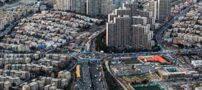 عکس هایی از تهران از نمای بالا