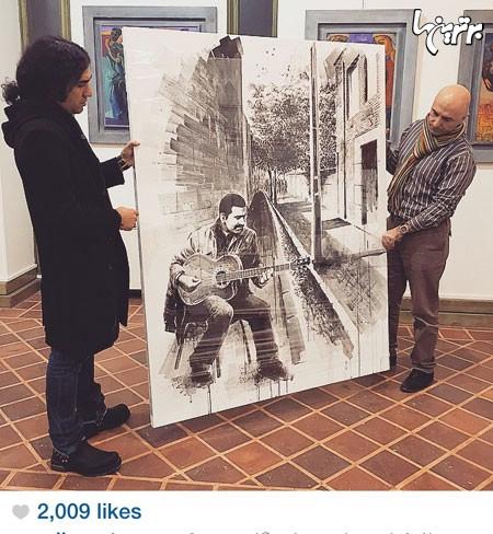عکسهای جدید شبکه اجتماعی هنرمندان و افراد مشهور کشور