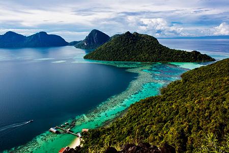 آشنایی با کشور مالزی + تصاویر