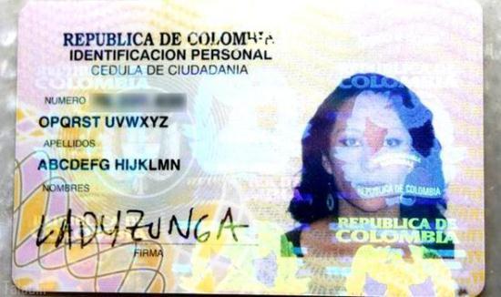 زنی که عجیب ترین اسم دنیا را دارد + عکس