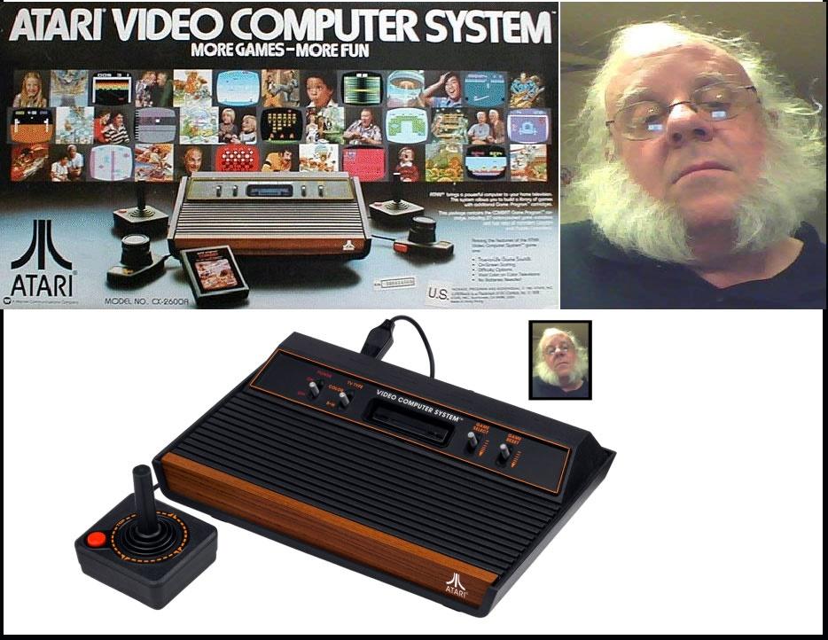 مخترع کنسول بازی آتاری که بود (+عکس)