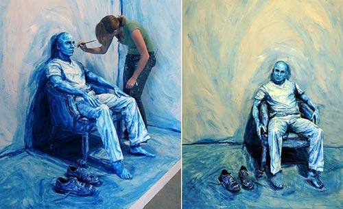 تصاویر باحال از تبدیل واقعیت به نقاشی